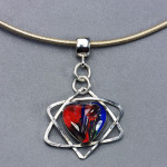 Judaic Collection- Judaic Collection- Sterling Silver and Mix Media