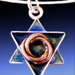 Judaic Collection- Sterling Silver and Mix Media