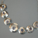 Sterling Silver and Mix Media