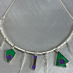Arizona Collection- Sterling Silver and Mix Media