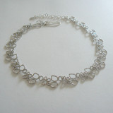 Lace Collection- Sterling Silver