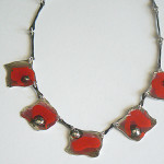 Free Form collection- Sterling Silver and Mixed Media